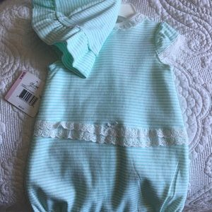 Little Me One Pieces - Ready for spring cute 2 piece set
